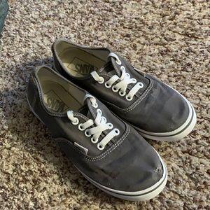 Vans sneakers women's size 7.5